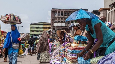 Gridlock: Lagos clamps-down on illegal street traders, markets