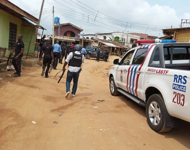 Leadership tussle: Two feared dead, scores injured in transport union gun battle in Lagos