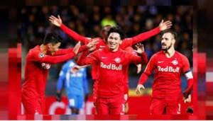 Salzburg, Genk, Liverpool, Champions League