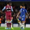 West Ham ease pressure on Pellegrini with shock Chelsea win