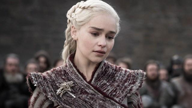 Emilia Clarke, Game of Thrones, Nudity
