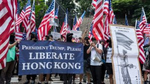 China, U.S., Hong Kong law