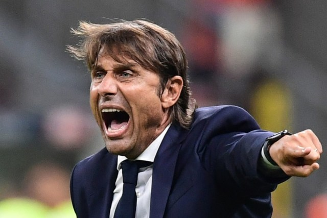Conte urges Inter players to 'give everything' in Europa League pursuit