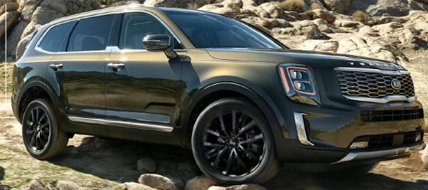 Kia's new largest SUV Telluride makes waves, beats competitors