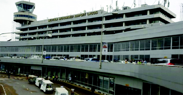 322 stranded Nigerians arrive Lagos airport from USA