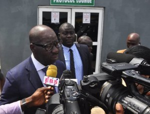 157,000 jobs created in three years, says Obaseki