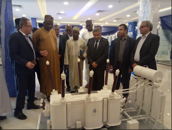 Local Content: We'll encourage manufacturing of power equipment's in Nigeria- Power minister