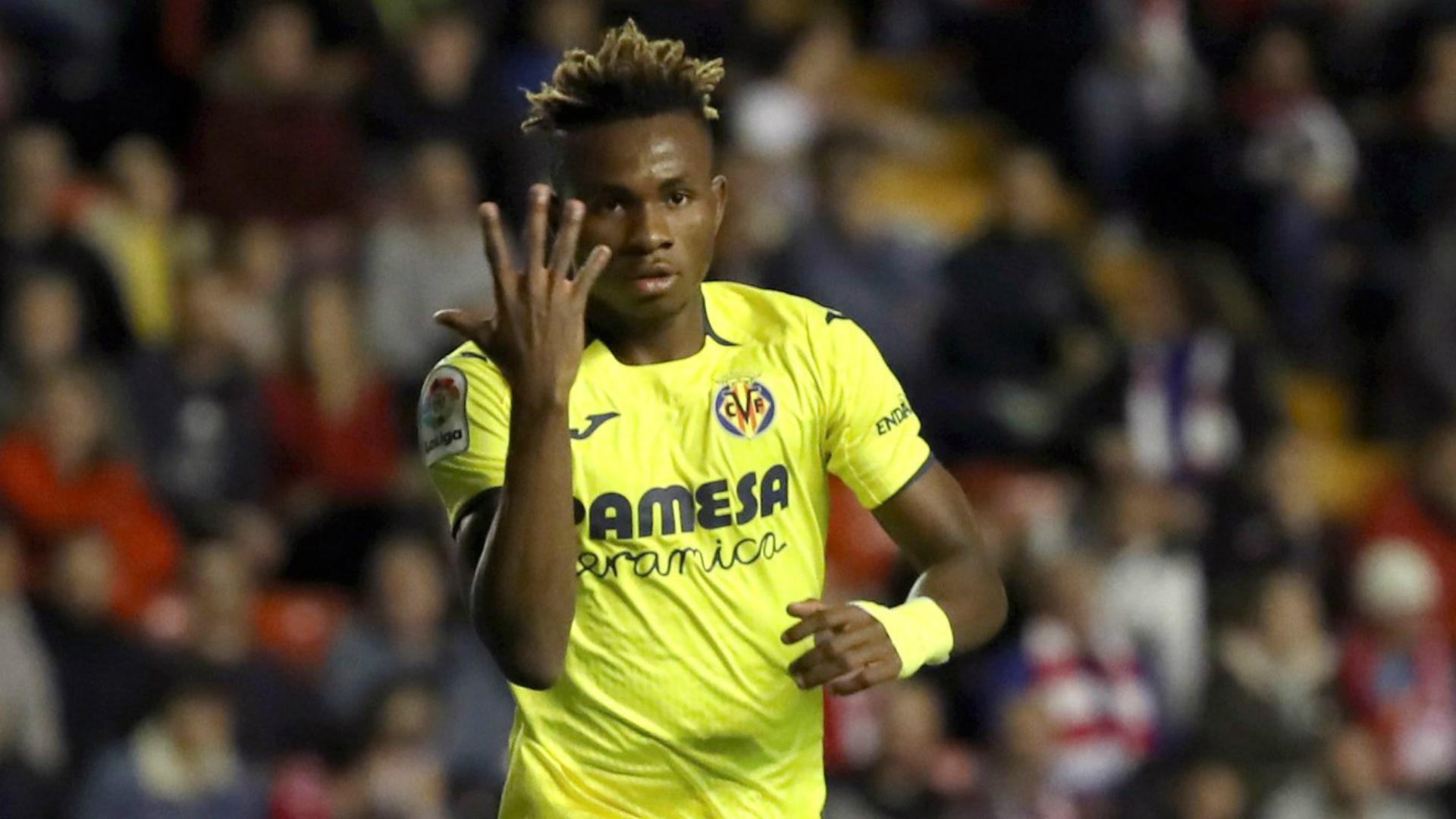 Cazorla reveals: Arsenal stars're monitoring Chukwueze