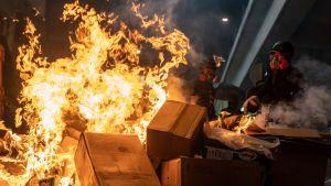 Hong Kong, Protesters, investors, social unrests