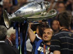 Sneijder, Messi, Ronaldo