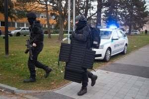 Czech republic, shooting