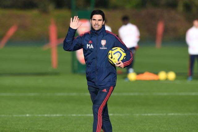 Arteta, Arsenal, Fans