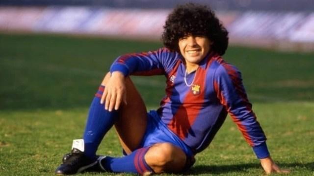 Diego Maradona, Barcelona
