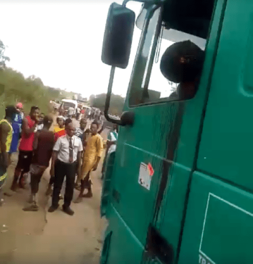 Graphics: Police officer allegedly shoots truck driver dead over N50 bribe in Ondo