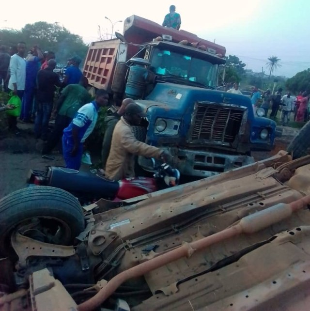 Pregnant woman, two others killed in fatal car crash in Osun