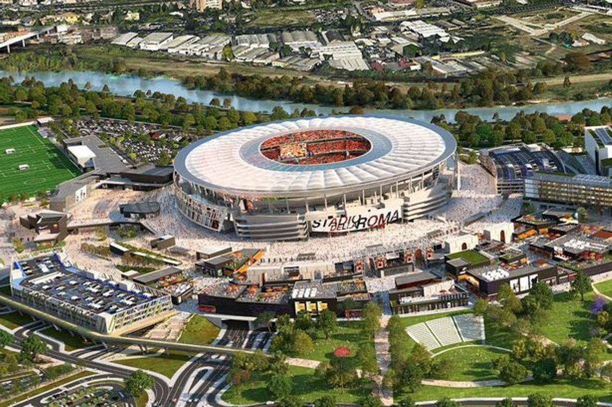 United States businessman set to buy AS Roma