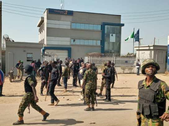Robbery in Abuja