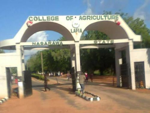 Nasarawa Assembly passes College of Agriculture, Science, Technology Bill