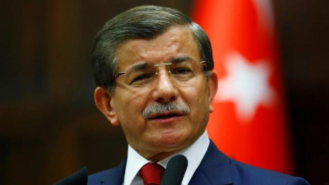 Turkey ex-PM launches new opposition party