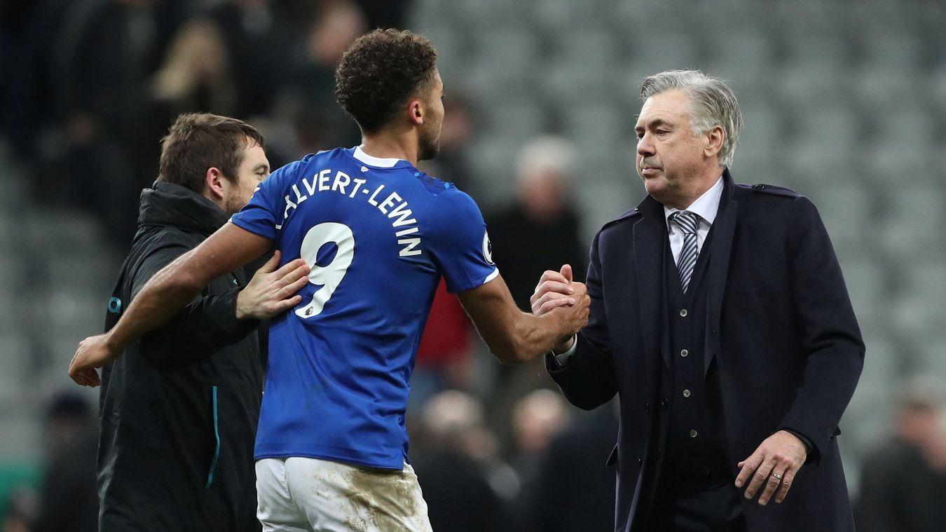 Ancelotti's Everton renaissance continues against Palace