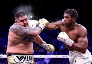 Anthony Joshua, Andy Ruiz, Abiodun