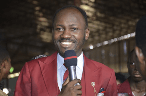 What Apostle Suleman said about Evangelist Reinhard Bonnke