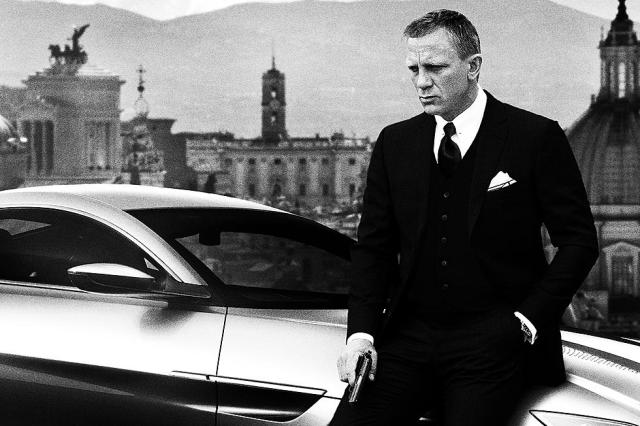 With 'No Time to Die,' Daniel Craig's license as James ...