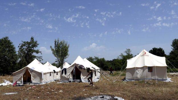 Bosnia Jungle Camp