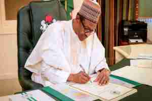 Buhari, finance bill