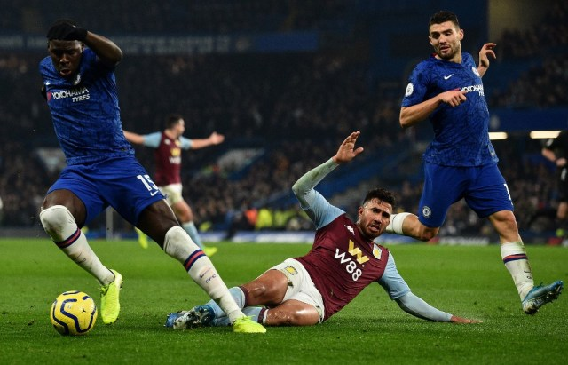 Chelsea return to form as Mount, Abraham sink Villa