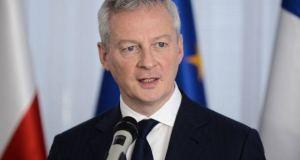 France, EU, U.S. , Tariffs