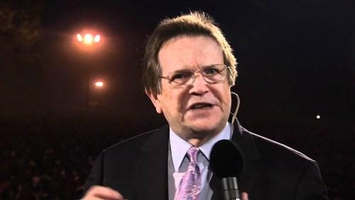 CAN mourns death of Evangelist Reinhard Bonnke
