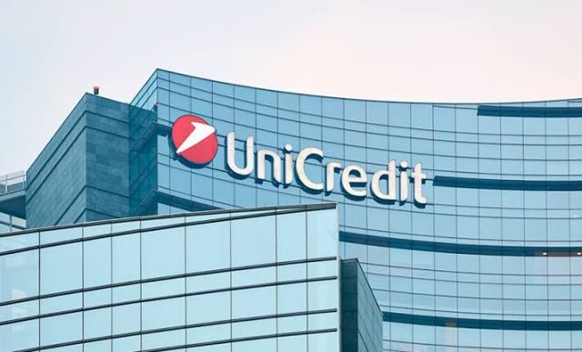UniCredit bank to shed 8,000 jobs by 2023