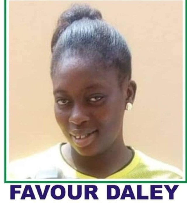 LASU, Favour Daley