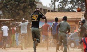 Dozens feared the dead as heavy explosions, shots shaking Maiduguri