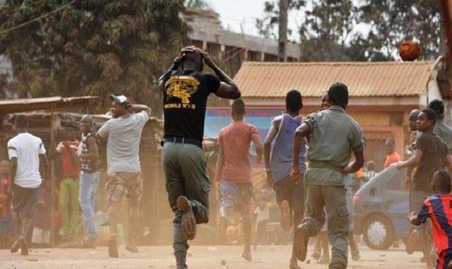 Gunmen kill 2, injure others in Kano village