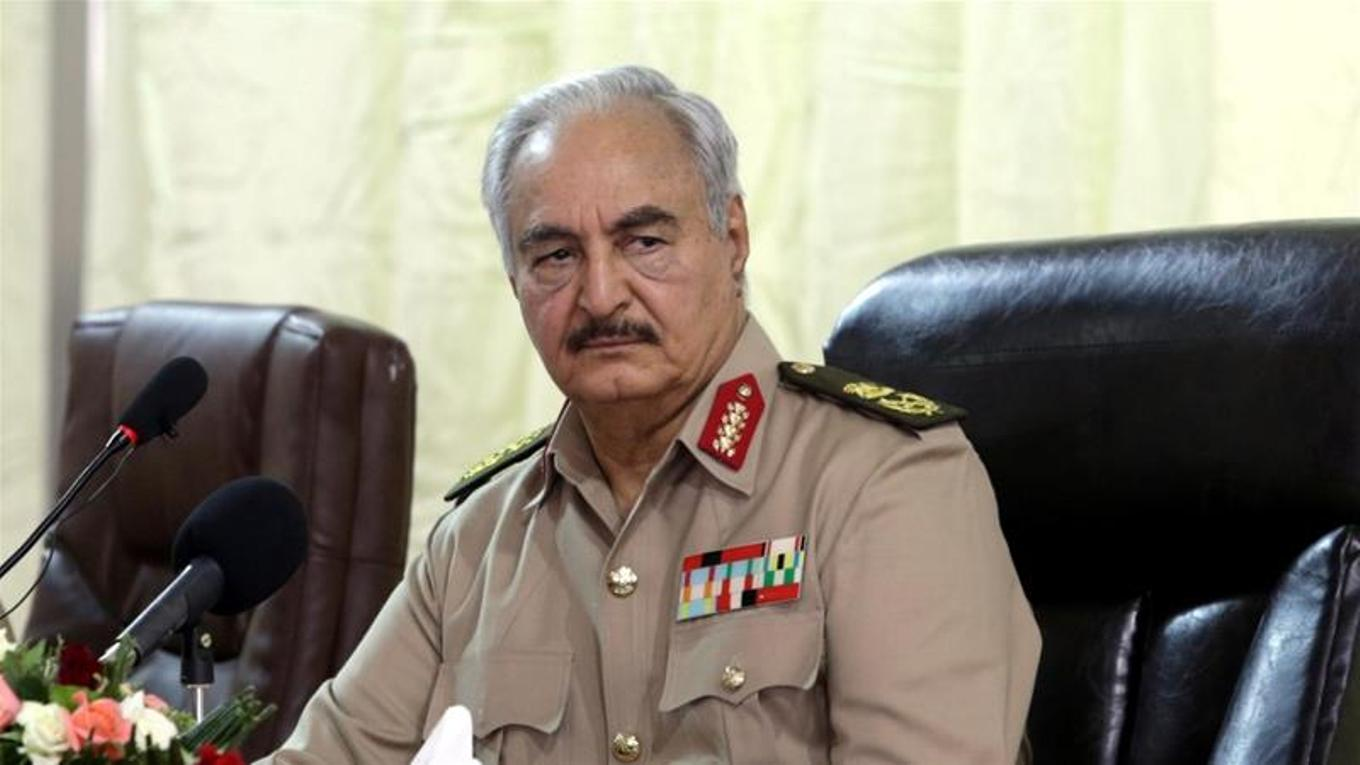 Khalifa Haftar forces free ship with Turkish crew