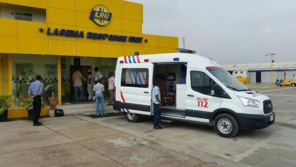 LASEMA dispatch centre attacked in Lekki