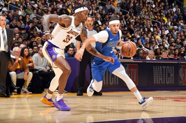 Lakers Outmuscle Mavericks Thunder Surprise Raptors Gob