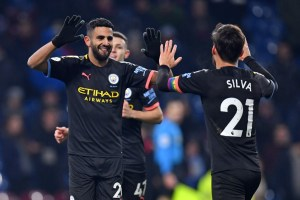 Manchester City, Riyad Mahrez
