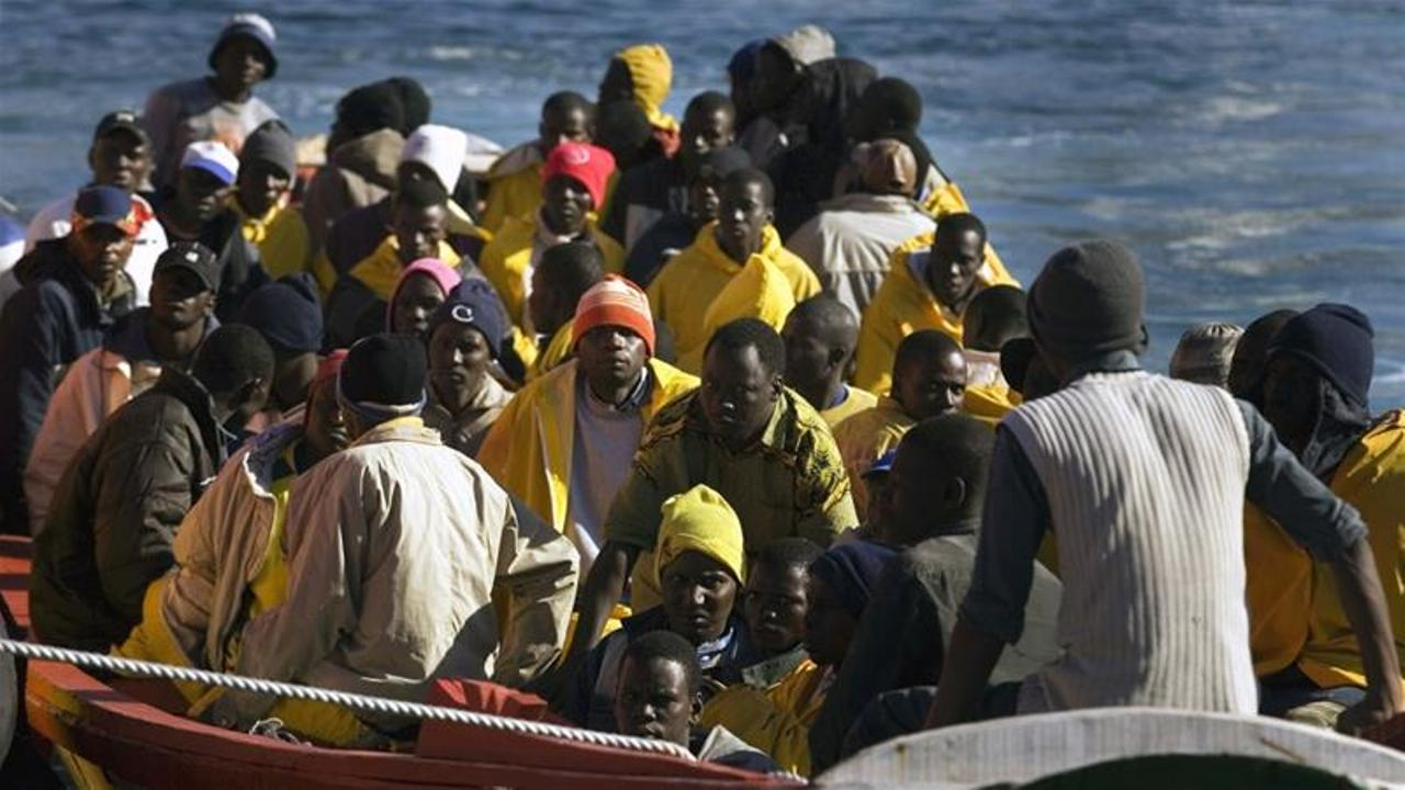 Illegal Migrant Boat Capsizes En Route to Spain, 58 Drowned