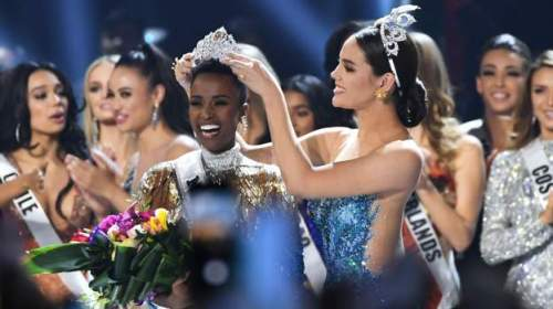 South African crowned Miss Universe 2019