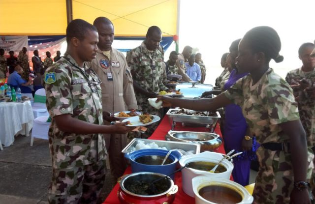 CAS lauds troops for sustaining tempo of operation in North East