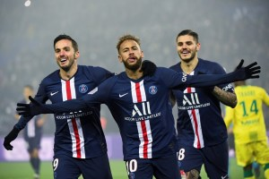 PSG shirts banned in Marseille for Champions League final