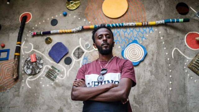 Eritrean artists profit from peace to make their mark on Ethiopia