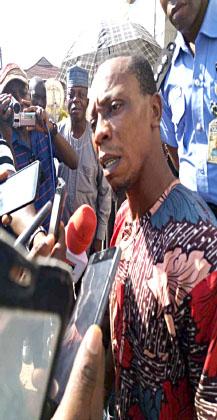 Police parade principal suspect in murder of Kogi PDP Women Leader