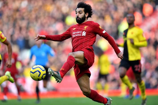 Salah overtakes Suarez on Liverpool's top-scorer list