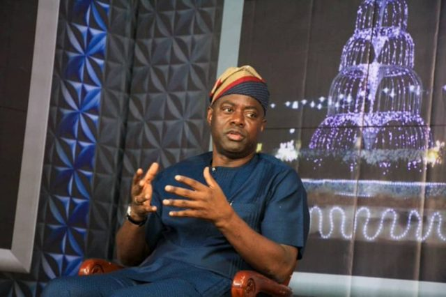 Makinde budgets N266.6b for 2021 fiscal year