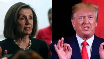 Impeached Trump Says Democrats Consumed With Hatred