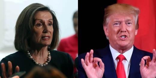 Democrats to send Trump impeachment articles to Senate next week